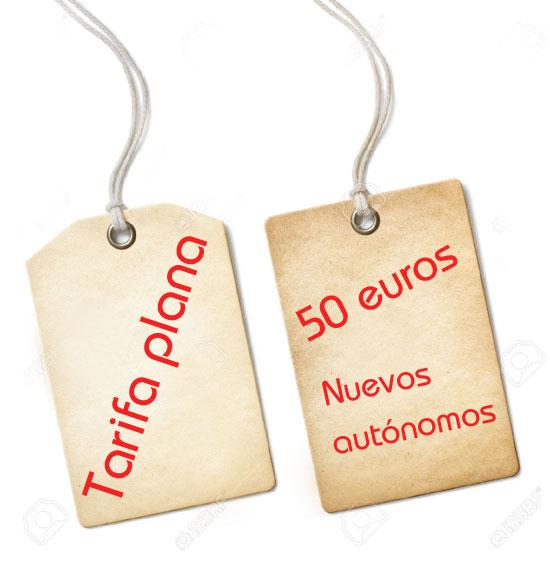 Tarifa plana autonomos 2017