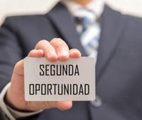 Ley de segunda oportunidad para particulares
